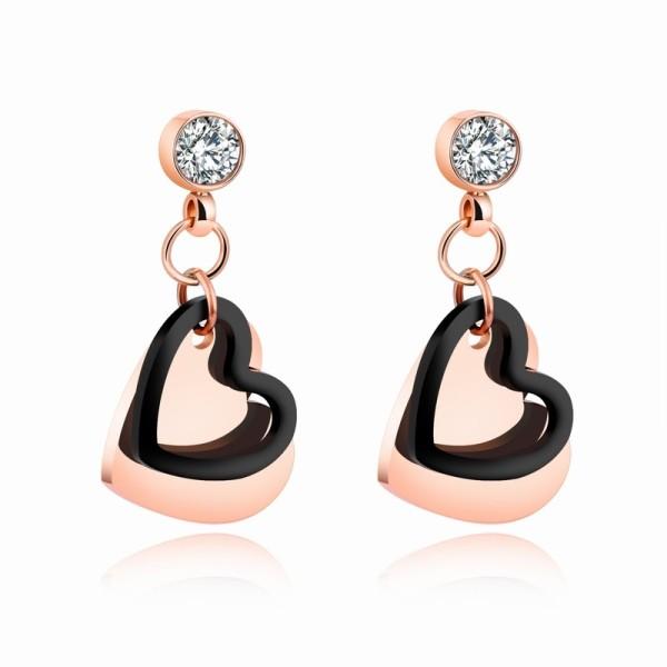 heart earring gb0617361