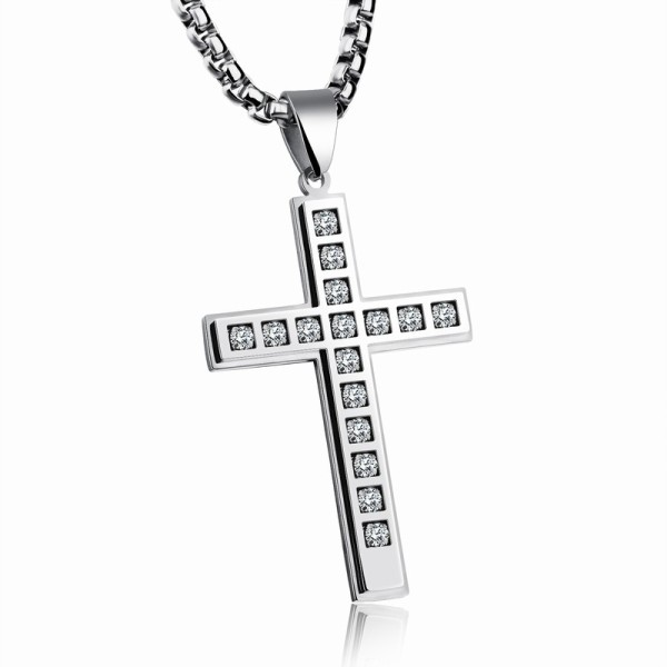 cross necklace gb06171225
