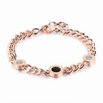 Roman numerals bracelet gb0617868rr