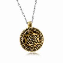 Six-Man Star Necklace gb06181364b
