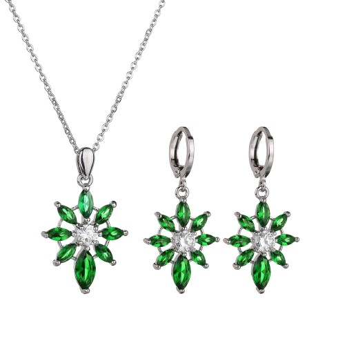 drop jewelry set 867