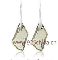 crystal earring 980235