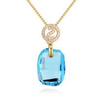 silver necklace 21976