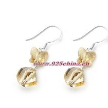 crystal earring 980287