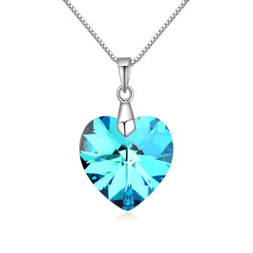 silver necklace 24088