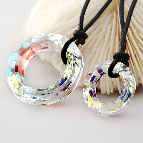 crystal Couple necklace 9702239
