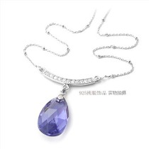 crystal necklace9703220