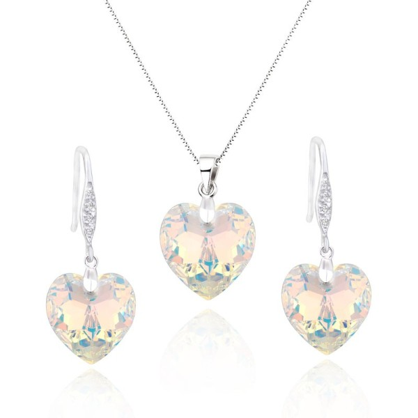 silver pendant set 01213110
