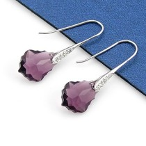 6090 crystal earrings 060106
