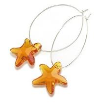 crystal earring 980395