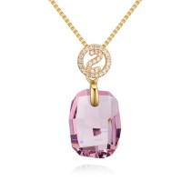 silver necklace 21974