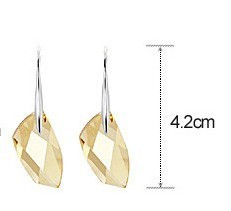 crystal earring 980367
