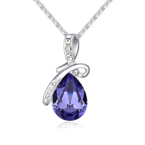 silver necklace 24332