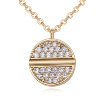 round necklace 26138