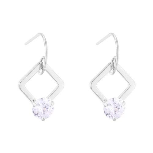 Triangle earrings 30734