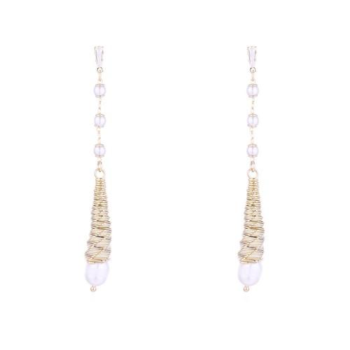 drop long earring 30697