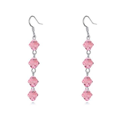 silver earring 23886