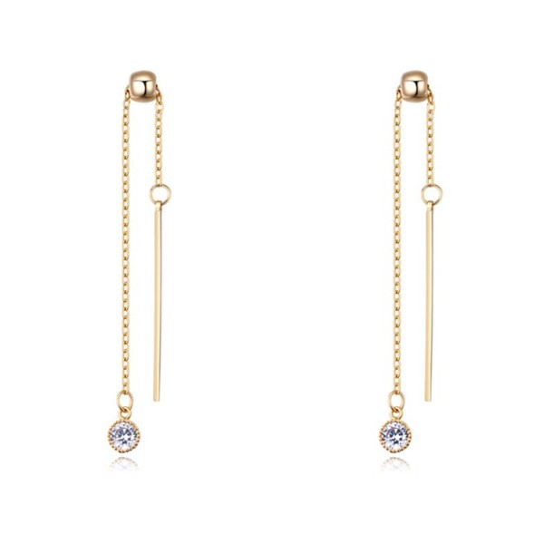 long drop earring 25968
