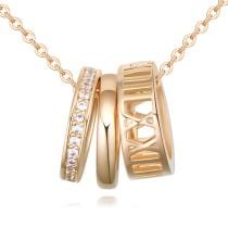 round necklace 26407