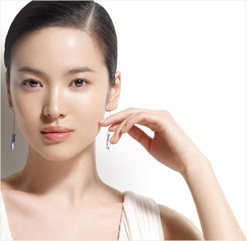 crystal earring 980307