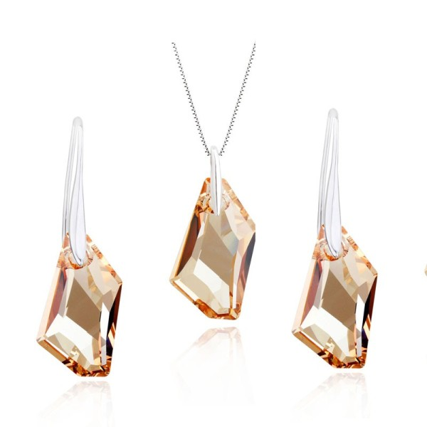 crystal pendant set970215
