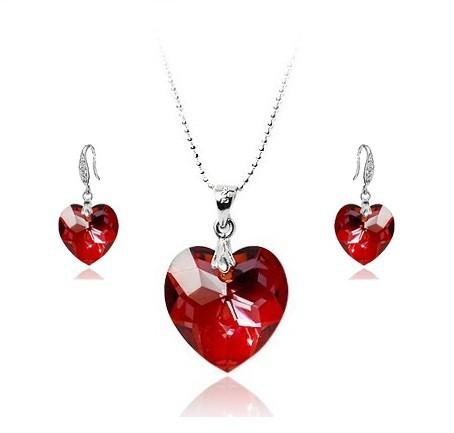 silver    pendant set 0121310