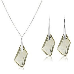 crystal pendent set 990107