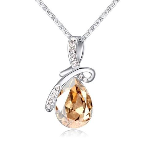 silver necklace 24327