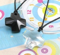 crystal Couple necklace 970228
