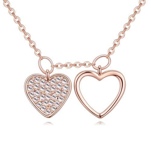 heart necklace 26655