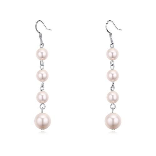 silver earring 23887