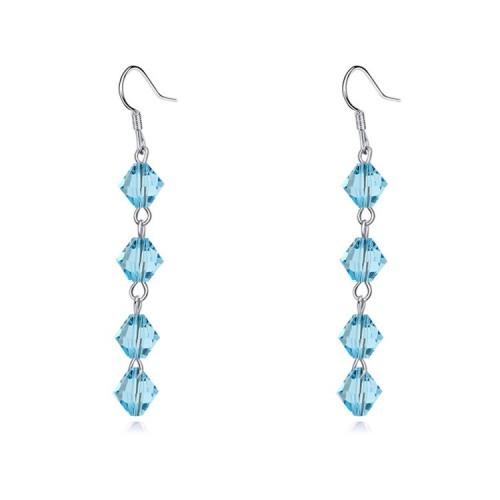 silver earring 23883
