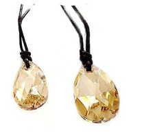 crystal Couple necklace 9702240