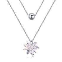 flower necklace 27282