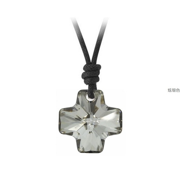 20mm cross necklace080208