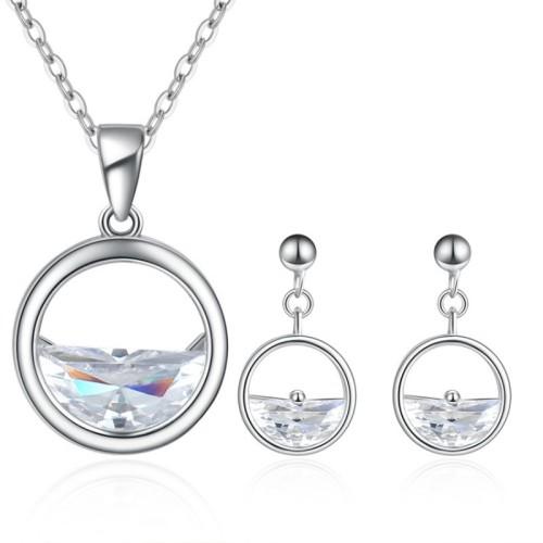 round jewelry set 29630
