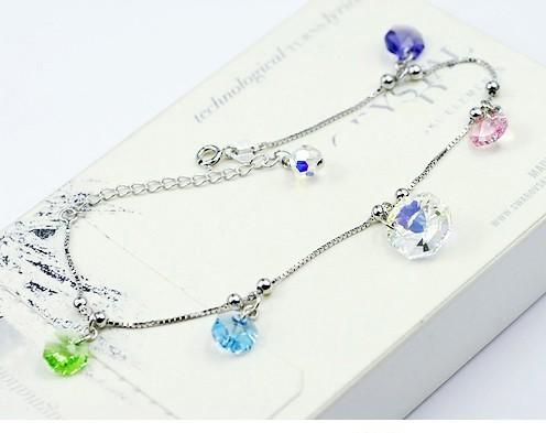 crystal Anklets 970805