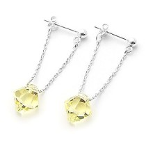 crystal earring 980181