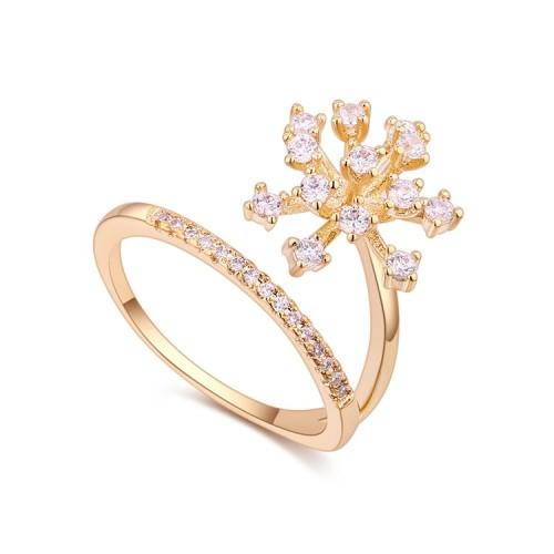 Snowflake ring 30037