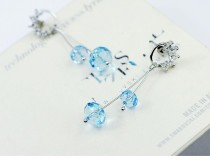 crystal earring 980441