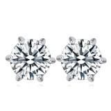 silver earring 24311