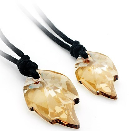 crystal Couple necklace 970229