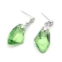 crystal earring 980456