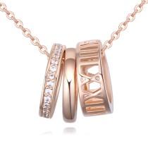 round necklace 26408