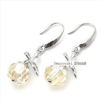 crystal earring 980571