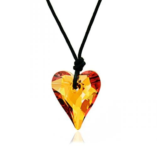 silver  Heart necklace 1162304