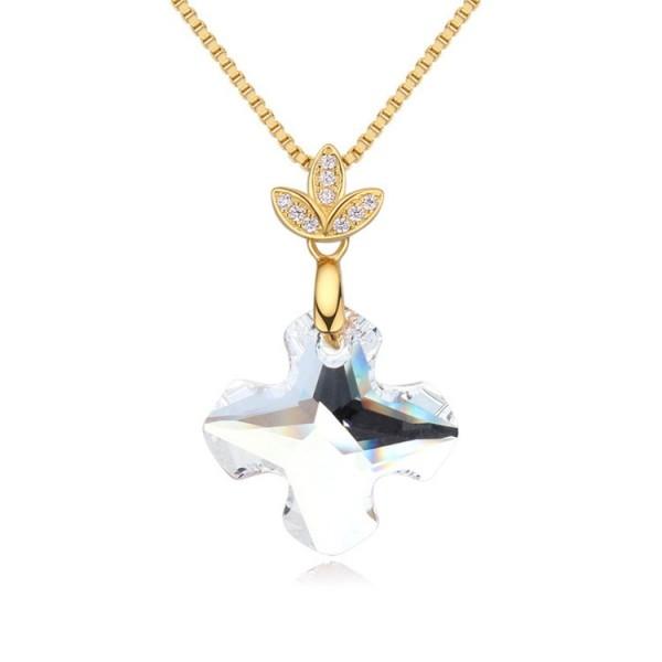 silver necklace 21952