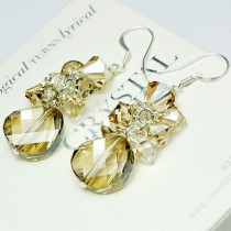 crystal earring 980296