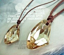 crystal Couple necklace 9702236