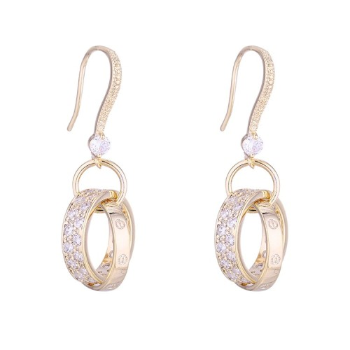 round earring 30731